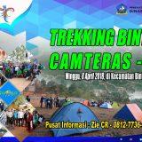 Ayok Ikuti dan Ramaikan Trekking Bintan Camteras