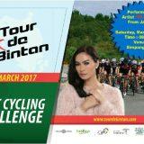 Iis Dahlia Meriahkan Event Tour de Bintan 2017