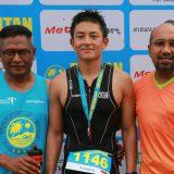 Pebalap F1 Rio Haryanto Terpukau Keindahan Pantai Bintan