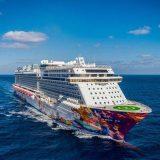 Sabtu ini, Kapal Pesiar Genting Dream Cruise Perdana Kunjungi Bintan