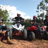 Jajali Wahana ATV, Tour Mangrove dan Kemah