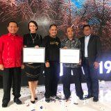 Festival Bahari Kepri dan Iron Man 70.3 Bintan Terima Penghargaan Calendar Of Event Award 2019
