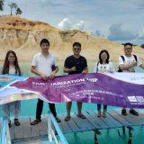 Gurun Pasir Telaga Biru Bintan Hipnotis Travel Agent China