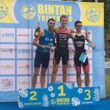 Juara Sprint Distance Bintan Triathlon 2019 Memuji Keindahan Bintan